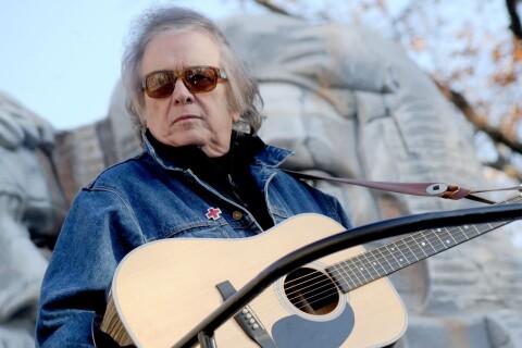 Don McLean arrêté : Le chanteur d'American Pie accusé de violences domestiques