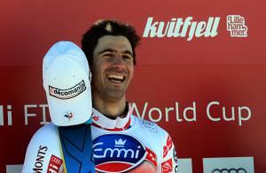 Adrien Théaux : Le skieur français est devenu papa d'un petit Jules