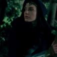 Gal Gadot se dévoile dans les premières images de Wonder Woman (capture d'écran CW)
