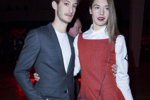 Fashion Week : Pierre Niney en amoureux, Lambert Wilson... Chic pour Dior Homme