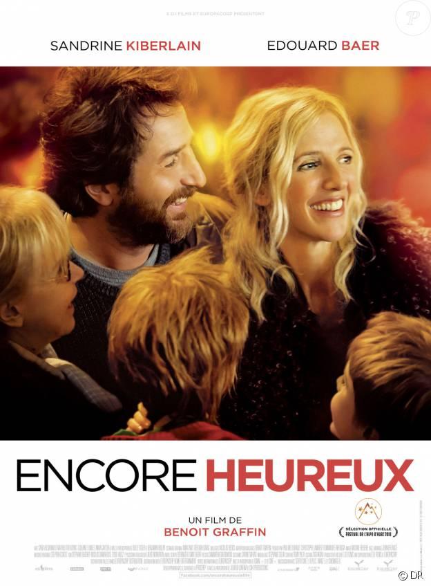 Affiche du film Encore heureux, en salles le 27 janvier 2016