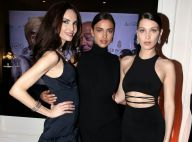 Irina Shayk et Bella Hadid, renversantes beautés chez De Grisogono