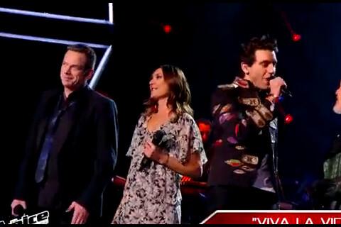 The Voice 5, la première : Zazie, Mika, Garou et Florent Pagny au top