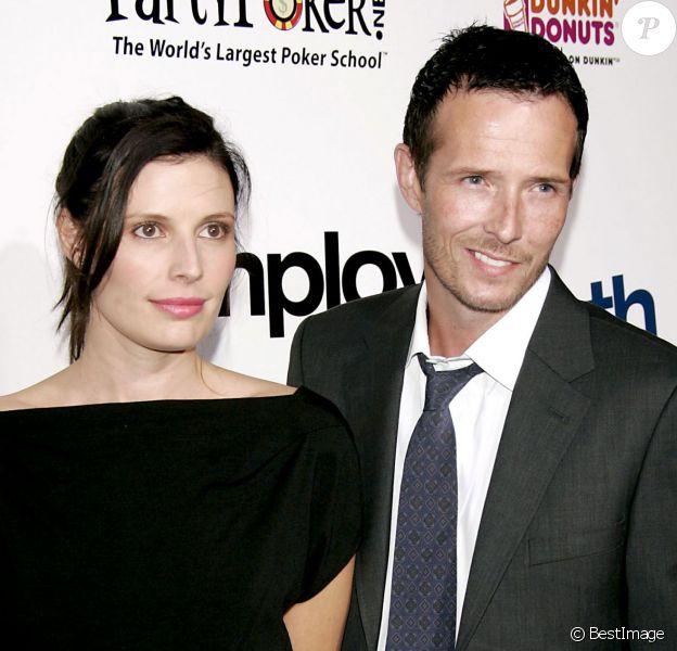 Scott Weiland et son ex-épouse Mary lors de la première du film L'employée du mois, à Los Angeles, le 19 septembre 2006