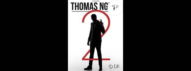"""Affiche du spectacle """"2"""" de Thomas Ngijol"""