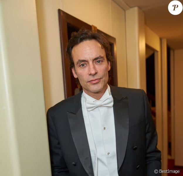 Anthony Delon- Bal de l'Opéra de Vienne. Le 4 février 2016