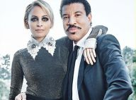 Nicole Richie : Tendre et ravissante dans les bras de son papa Lionel !
