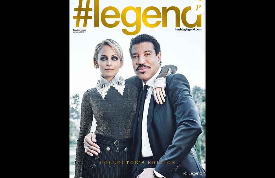 #Legend  - édition du premier trimestre 2016.