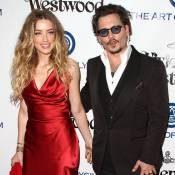 Johnny Depp : Fou d'Amber Heard, il raconte leur coup de foudre en 2011 !