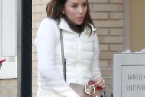 Eva Longoria et son fiancé José : Séance shopping de luxe chez Barneys...