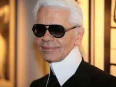 Karl Lagerfeld  : Il fait des piges pour tout le monde ! Il a besoin d'argent ?