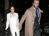 David et Victoria Beckham sur leur 31 : Sortie en amoureux avant un grand jour