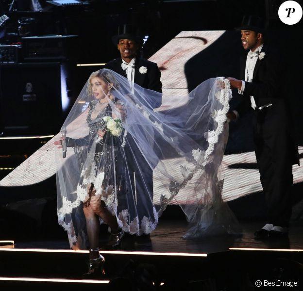 Fantastique concert de Madonna à Vancouver, le 15 octobre 2015