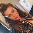 Ireland Baldwin publie une photo d'elle prise lors d'un shooting photo sur sa page Instagram, le 9 février 2016.