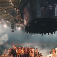 Kendall Jenner assistait au défilé de Kanye West le 11 février 2016. Photo publiée sur Instagram.