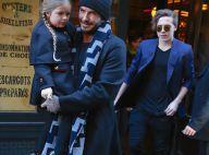 David et Victoria Beckham : Unis dans le froid, mais toujours stylés !