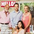 Lord Freddie Windsor et Sophie Winkleman avaient présenté Maud, leur première fille, en septembre 2013 dans le magazine Hello!.