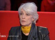 """Françoise Hardy, sa relation avec Jacques Dutronc : """"Je crois être masochiste"""""""
