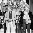 Archives - Jacques Dutronc et Françoise Hardy en 1967.