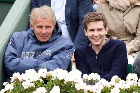 """Patrick Poivre d'Arvor : Son fils avec Claire Chazal """"a voulu couper le cordon"""""""