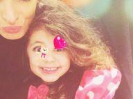 Emilie Nef Naf dévoile le visage de sa petite Maëlla !