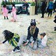 Emilie Nef Naf : sa force ? Ses enfants, Maella et Menzo