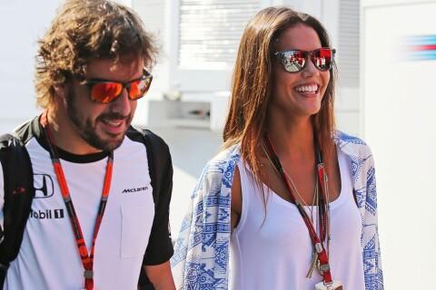 Fernando Alonso fiancé à Lara Alvarez ? L'entourage de la belle évoque la rumeur