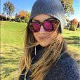 Katherine Webb - Photo publiée le 29 octobre 2015