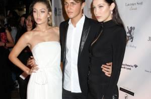 Anwar Hadid : Le petit frère de Gigi et Bella devient mannequin