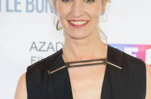 Alexandra Lamy, sexy et épanouie, brille pour