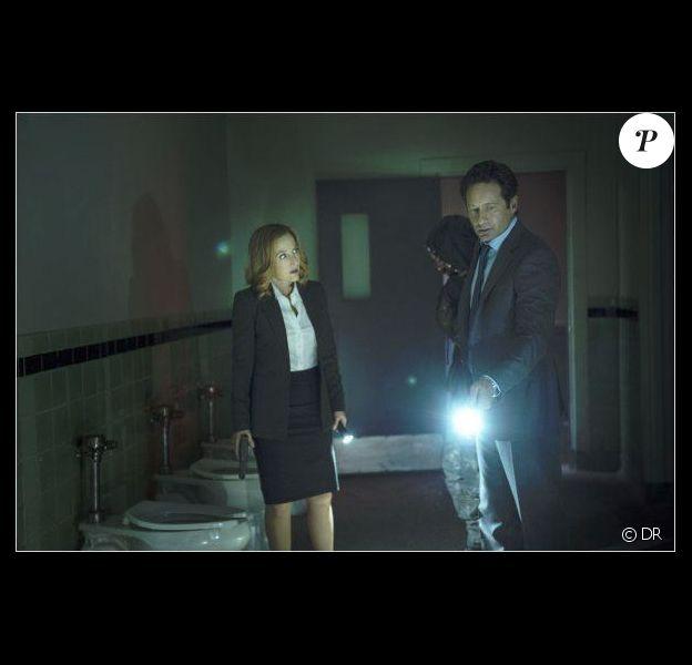 Image de la saison 10 de X-Files