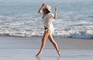 Jenna Dewan Tatum : Une bombe à la plage pour un shooting ensoleillé