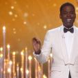 Chris Rock, brulant maitre de cérémonie aux Oscars 2016.