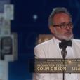 Colin Gibson et Lisa Thompson, Oscar de la meilleure direction artistique pour Mad Max : Fury Road.