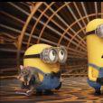 Les Minions annoncent l'Oscar du meilleur court d'animation pour Bear Story.