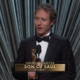 Lazlo Nemes, Oscar du meilleur film en langue étrangère pour Le Fils de Saul.
