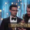 Sam Smith, Oscar de la meilleure chanson originale pour Spectre.
