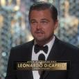 Leonardo DiCaprio obtient l'Oscar du meilleur acteur pour The Revenant - 28 février 2016