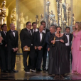 Le film Spotlight décroche l'Oscar du meilleur film - 28 février 2016