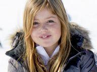 Alexia des Pays-Bas s'est cassé la jambe : La petite princesse opérée du fémur