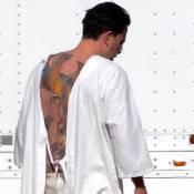 Jennifer Lopez : Cash, elle balance sur le tatouage de son ex Ben Affleck !