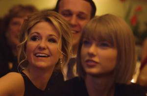 Taylor Swift : Touchante et émouvante lors du mariage de sa meilleure amie