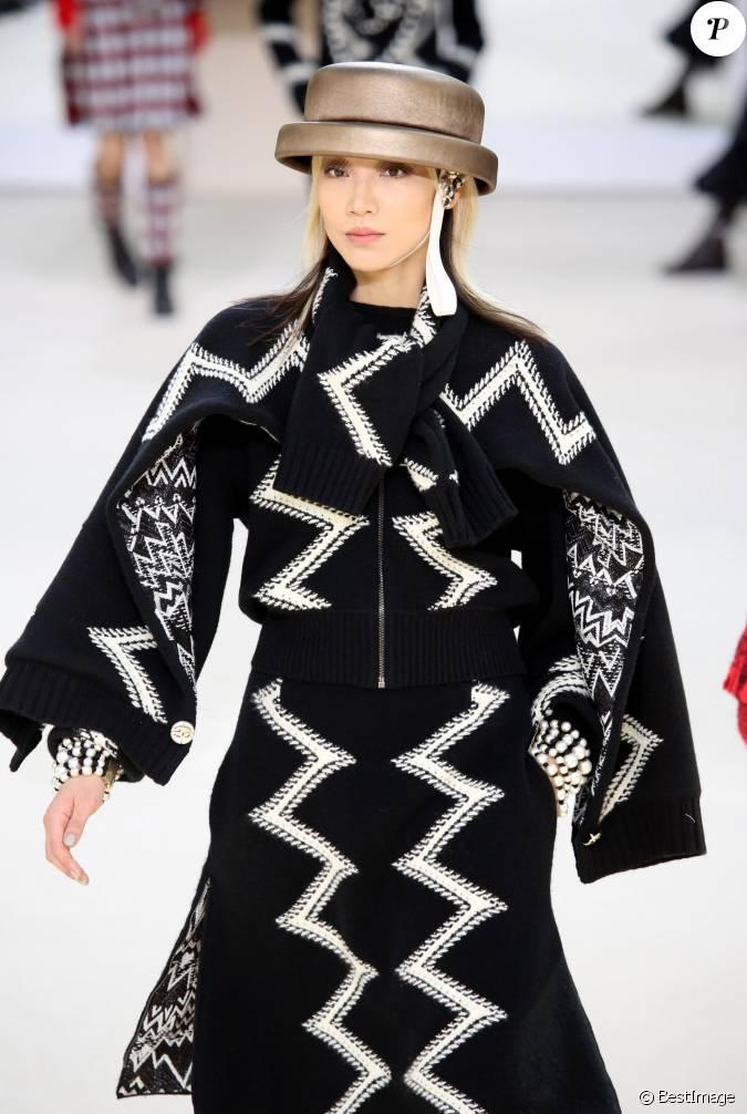 D fil de mode chanel pr t porter automne hiver 2016 for Pret a porter uk