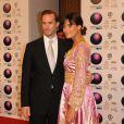 Joseph Fiennes et sa compagne