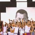 Les Enfoirés interprètent le single de cette année,  Liberté . Extrait du spectacle disponible en CD et DVD dès ce samedi 12 mars 2016.