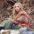 Miley Cyrus méconnaissable sur le tournage de la série de Woody Allen près de New York le 11 mars 2016.