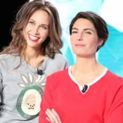 Alessandra Sublet : Taquine avec Frédéric Lopez et ses audiences en berne...