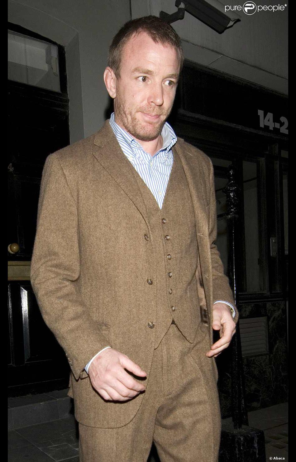 Guy Ritchie...