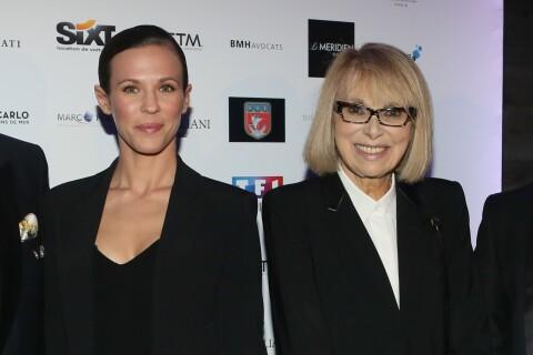 Lorie Pester et Mireille Darc : Elégantes héroïnes des enfants hospitalisés