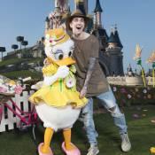 Gabriel-Kane Day-Lewis et Melissa Theuriau fêtent le printemps à Disneyland !